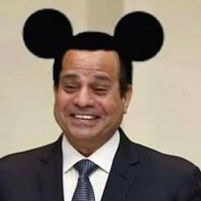 sisi-mickey mouse