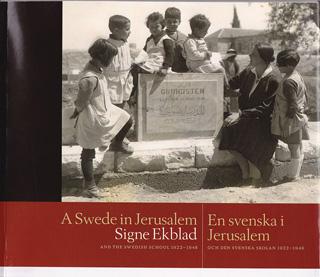 A SWede in Jerusalem_small